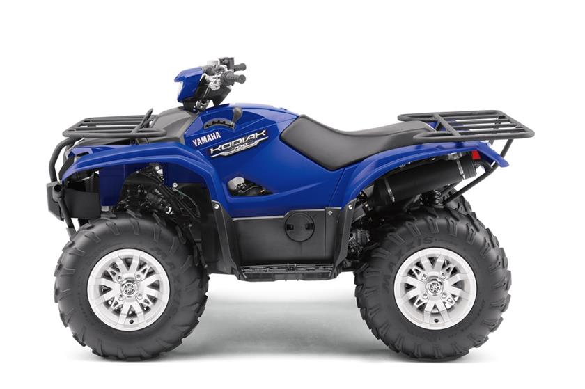 Home mechanibike for Yamaha kodiak 700 review